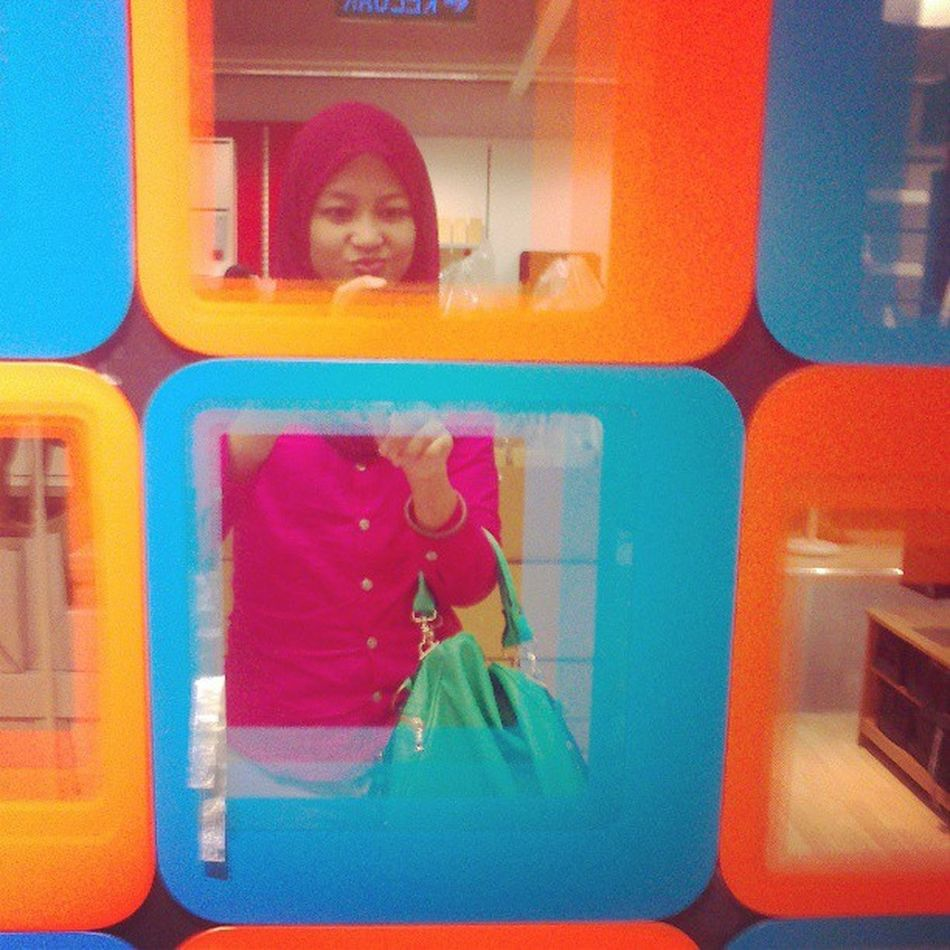 Mirror on the wall IKEA