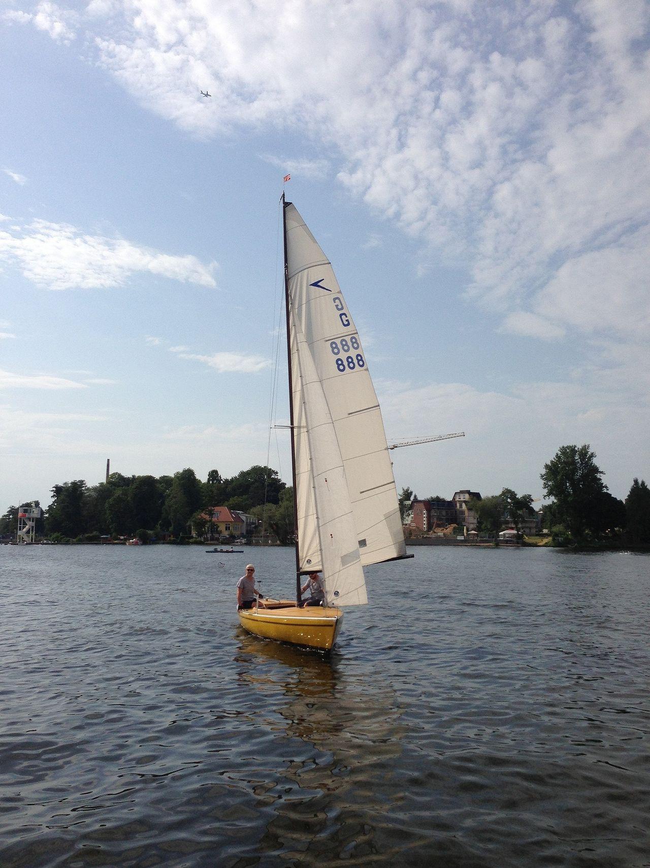 Dyas Sailing