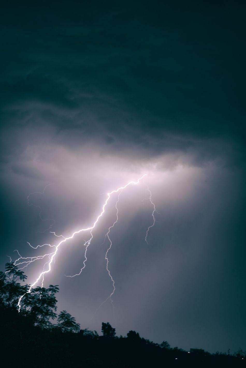 Beautiful stock photos of blitz, Atmospheric Mood, Beauty In Nature, Cloud - Sky, Danger