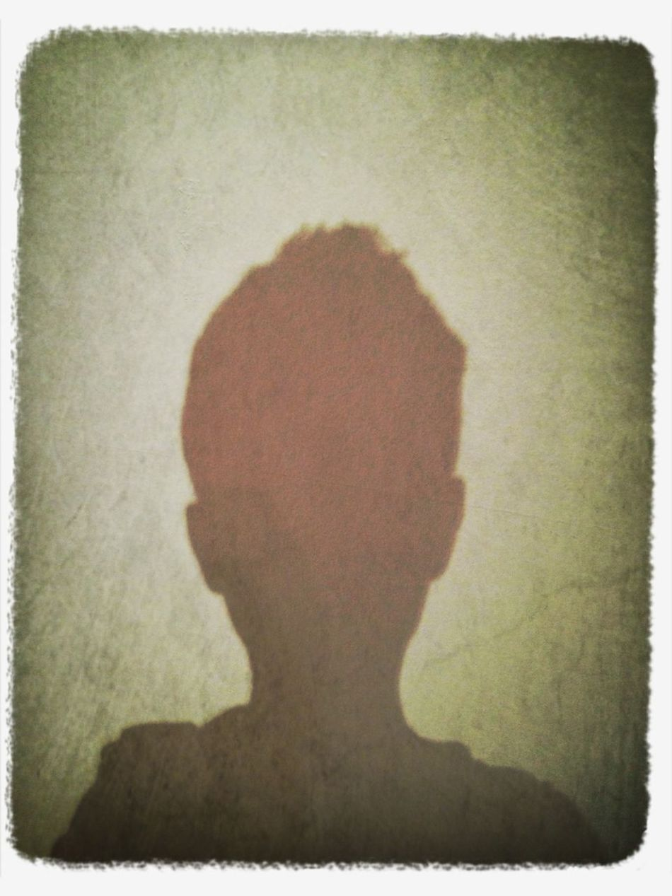 Shadow Selfportrait