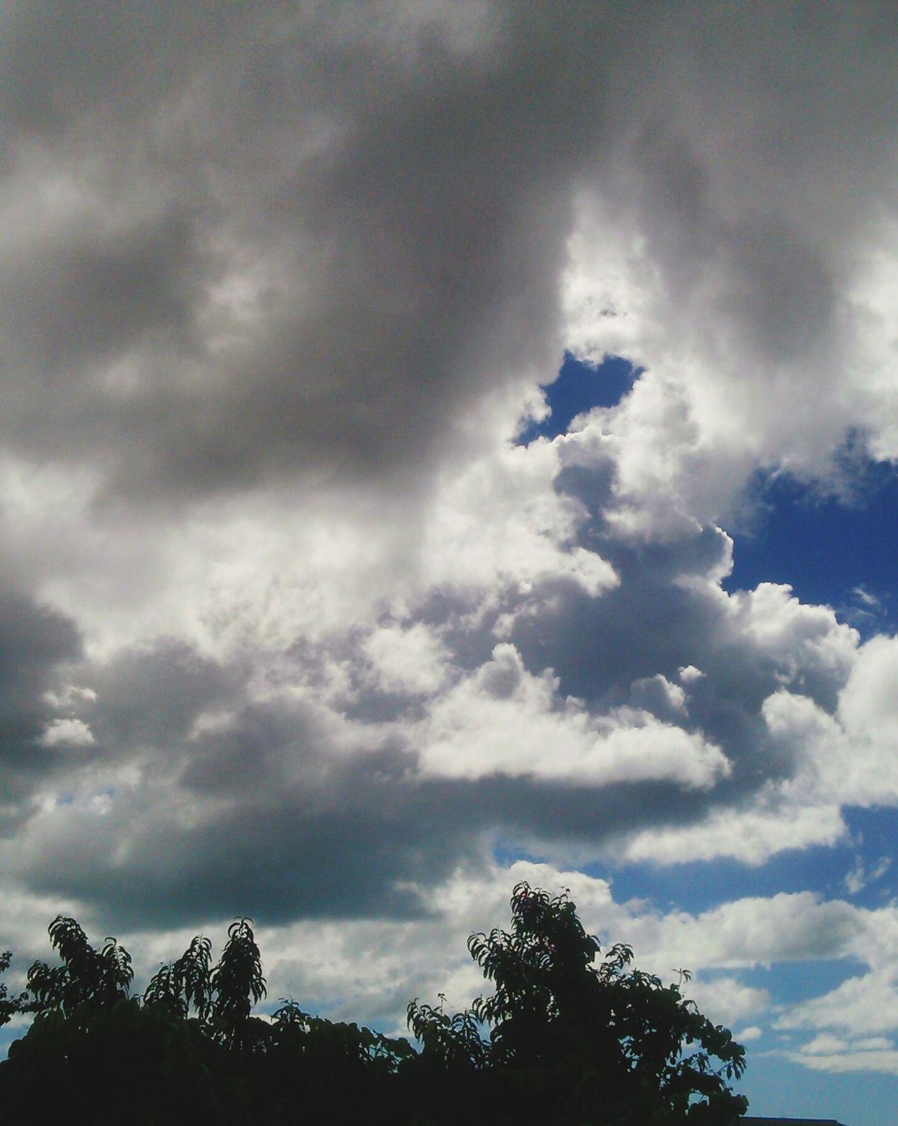 Cloudy Day Still Warm