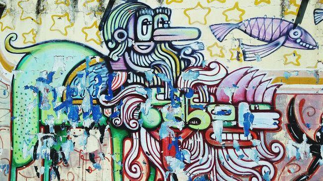 Arte Paz ✌ Grafite Tintas