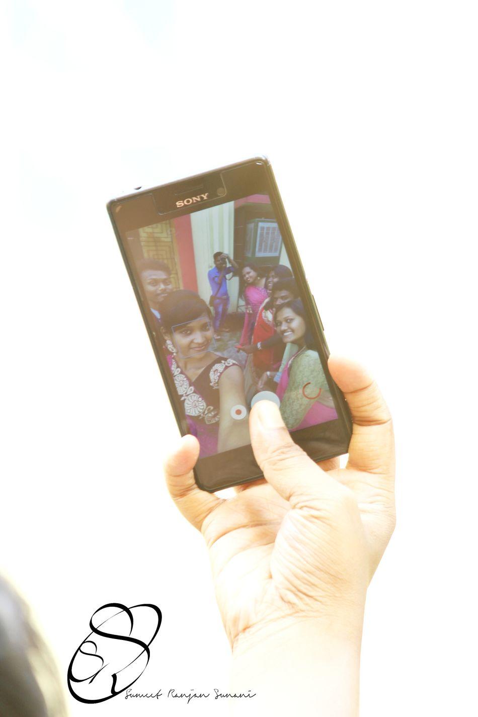 Focused Photo Selfie ✌ Canon700dphotography 250mmlens Farewell Party Rourkela Sony Hello World GroupSelfiePhoto
