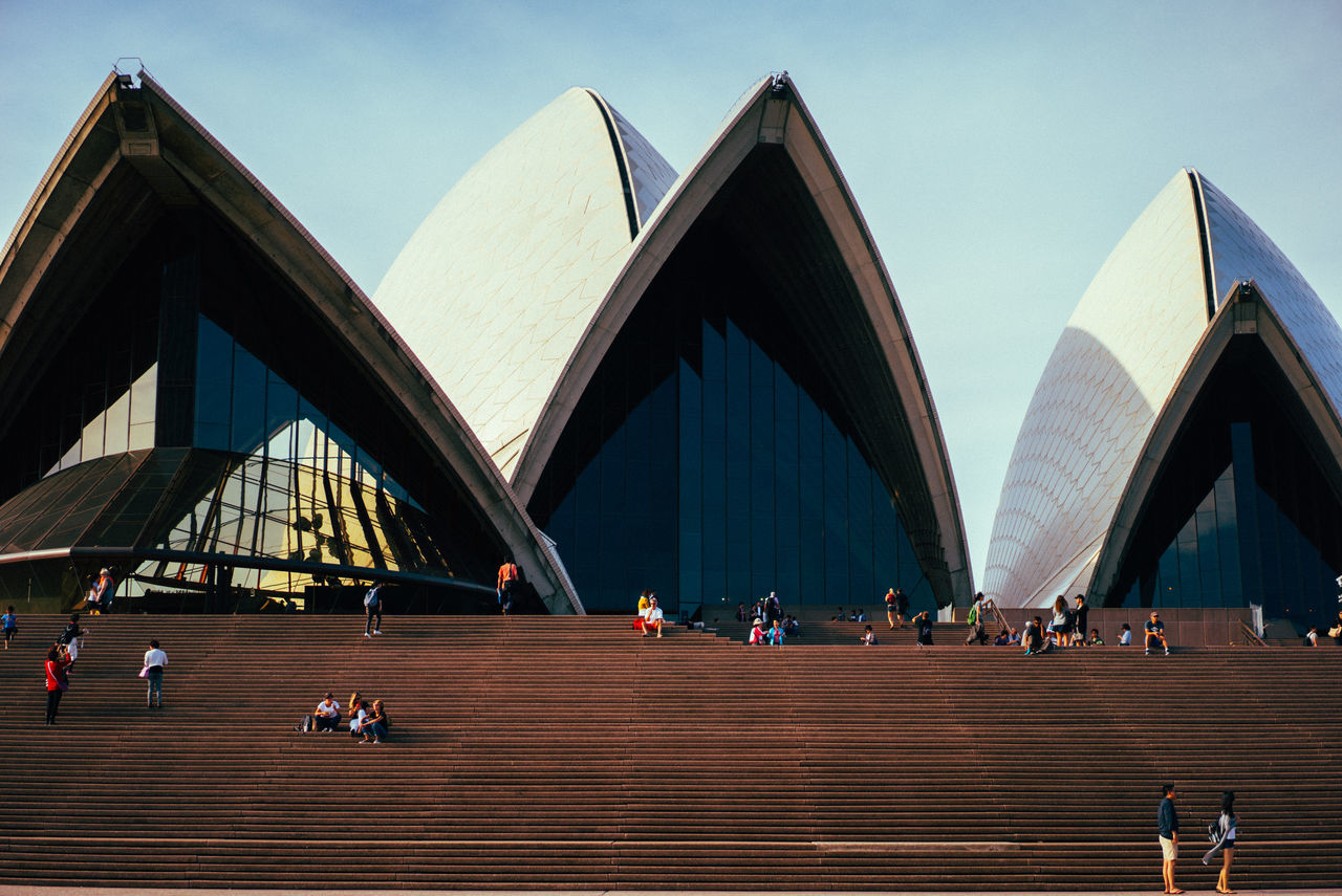 Beautiful stock photos of sydney, Architecture, Building Exterior, Built Structure, Capital Cities