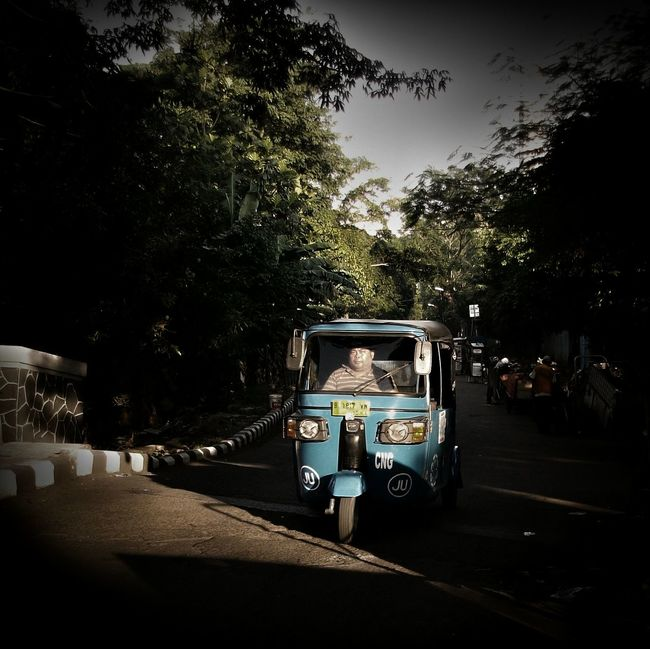 Transportation Public Transportation Bajaj INDONESIA EyeEm Indonesia