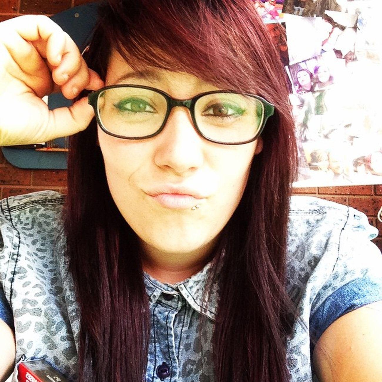 Glasses Glasses Selfie Ohyeah Lesbianofinstagram Lesbian Instagay Woo Foureyes Glassesgetthegirls Haha