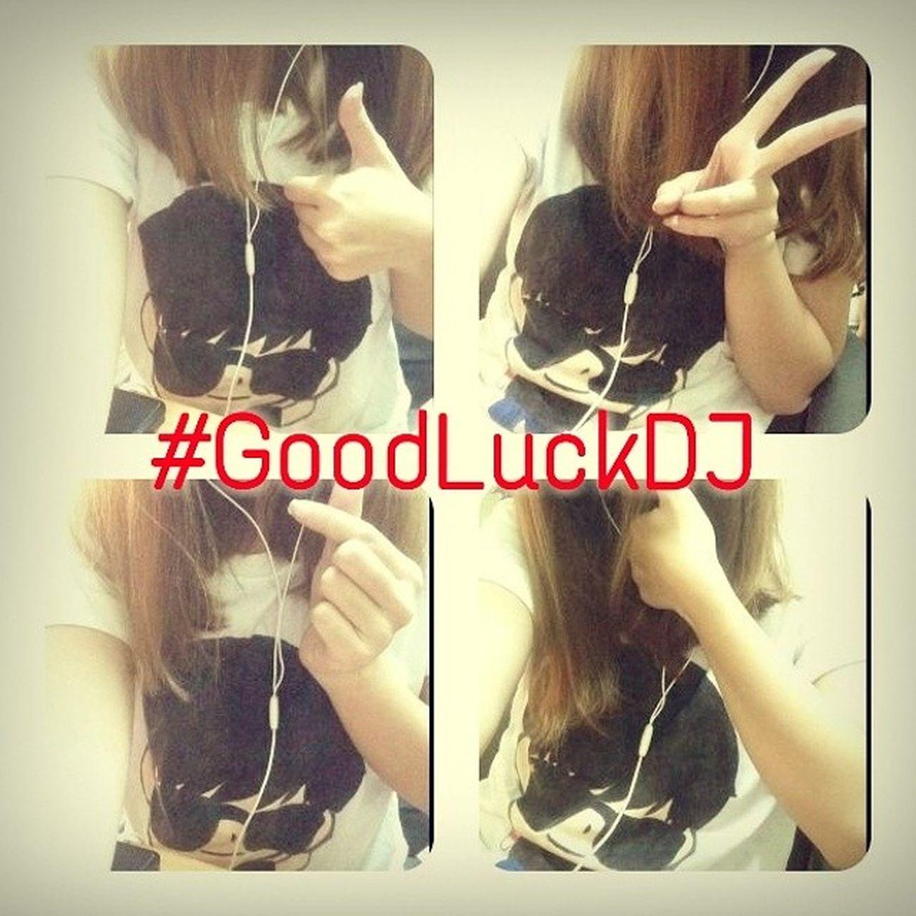 Wearing YoonDoo T-shirt on YoonDoo's birthday ♡ HappyBirthday GoodLuckDJ