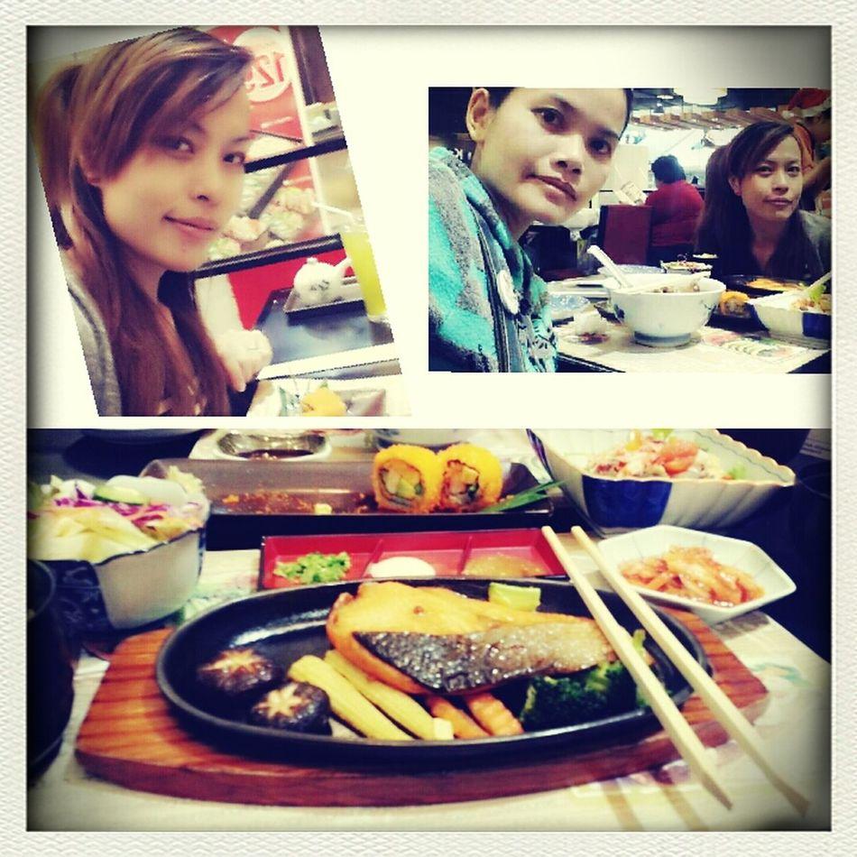 yummy yummy ^^ @ The Mall Ngamwongwan