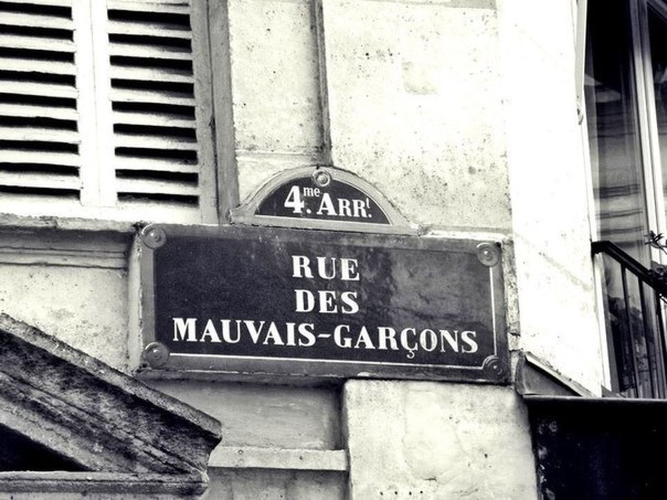 France Bad Boys And Girls StreetCool bad boy street ,france