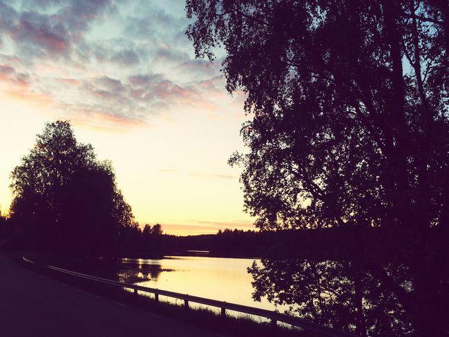 Summernight Taking Photos Summer ☀ Enjoying Life Water Nature Fotography