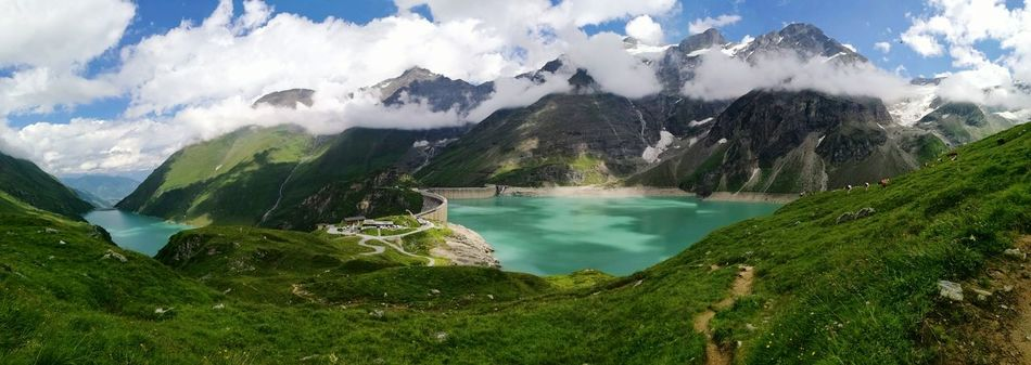 Water Nature Beauty In Nature Mountain No People Austrian Alps Austrianalps Austria Austria Mountains Mooserboden Stausee Stausee Mooserboden Bestplace