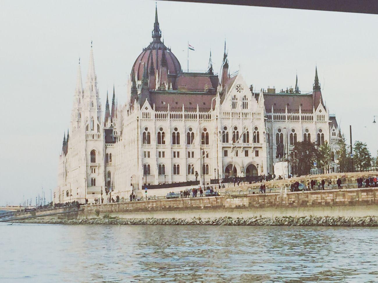 Budapest Parlament Budapest Budapeste Hungary Hungria Gold