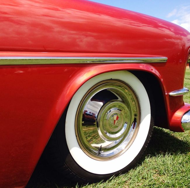 Oldcars Hudson Burnt Orange Wheel Canonphotography