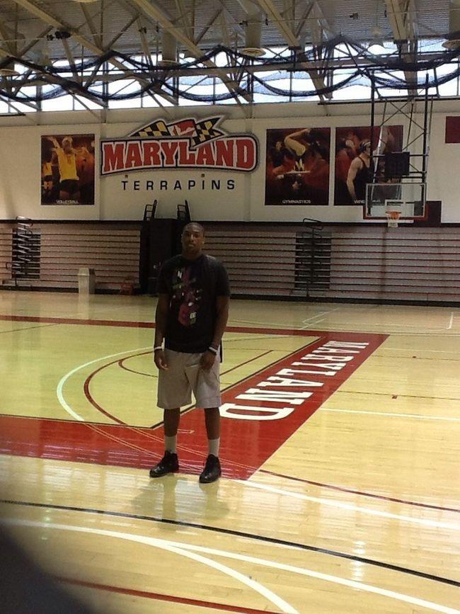 Visit to University of Maryland