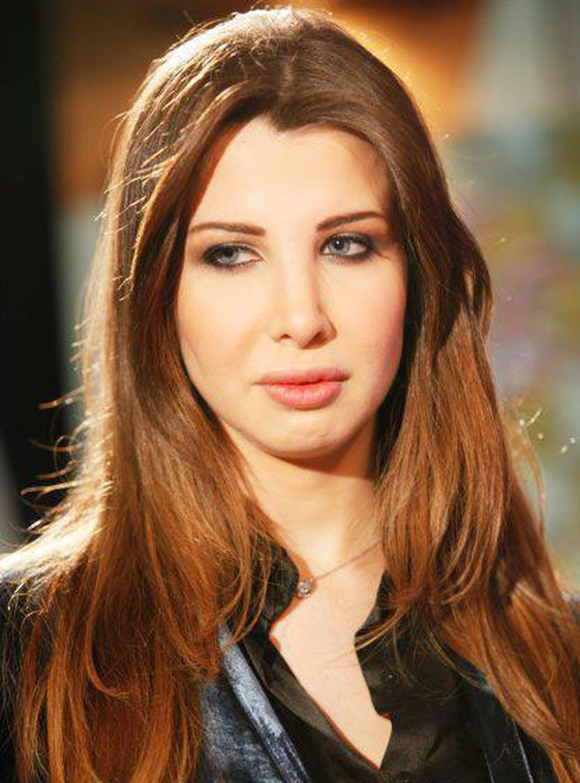 Beauty NancyAjram Girl Hello World