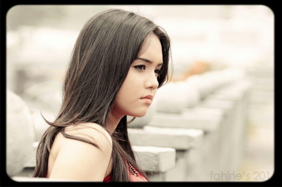 Waiting... Bokeh INDONESIA Model Perspectives Nikon IR