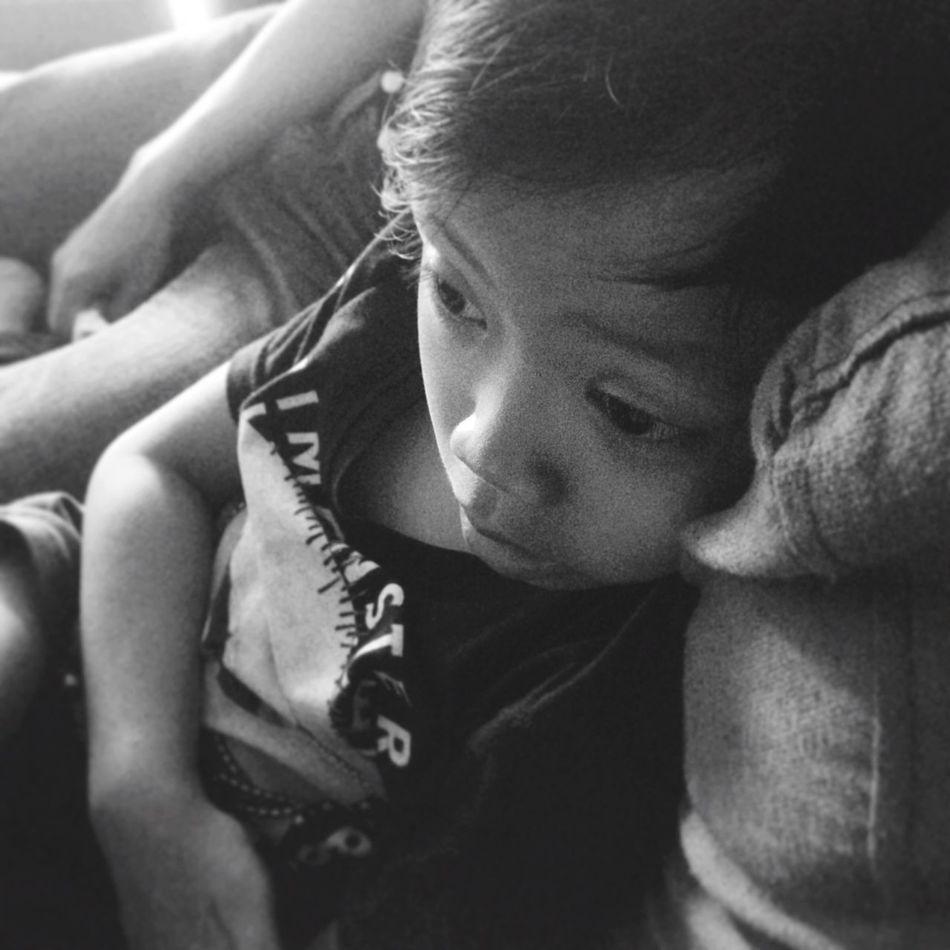 Blackandwhite Portrait INDONESIA The Boy Son