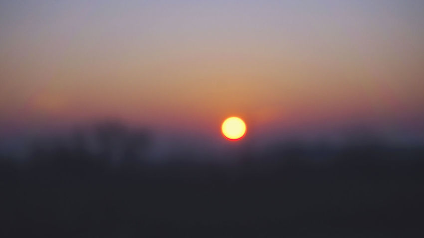 Beauty In Nature Nature Night No People Outdoors Sky Solar Eclipse Sunset