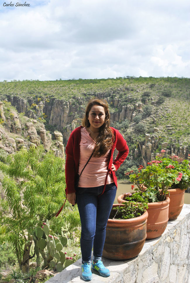 Dos bellos paisajes. Aguascalientes Beautiful Belleza Esposa Mexico Mujer Nature Nikon Only Women Paisaje Panorama People Portrait Wife Woman