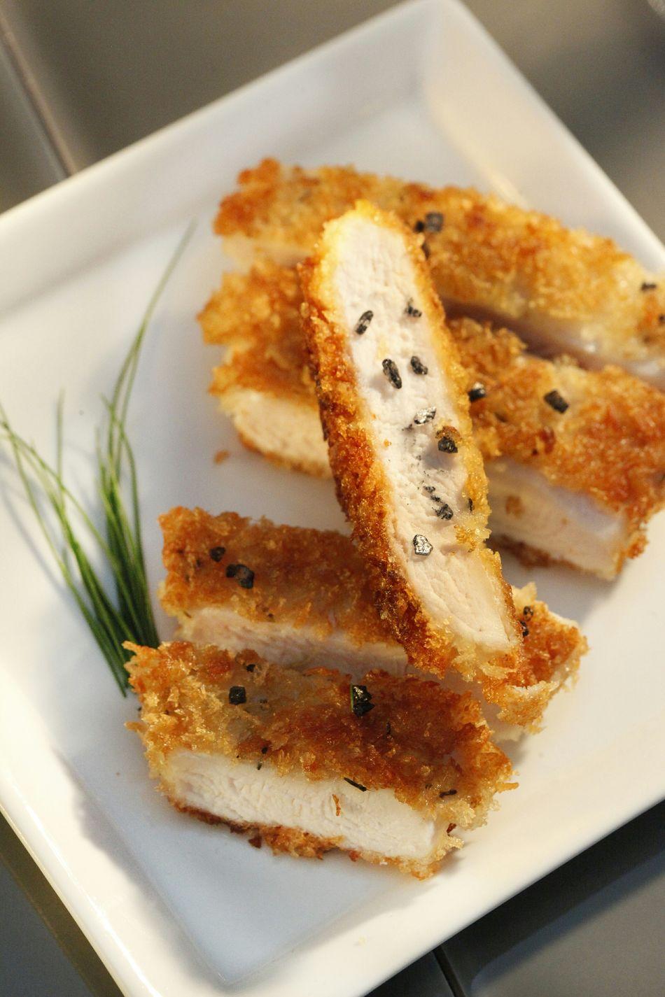 Food Photography Foodstyling Chicken Katsu Homemade Food