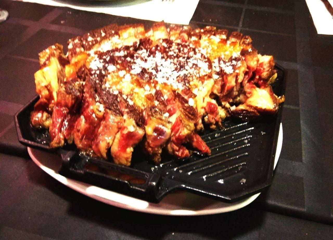 Food Meat T-bone T-bonesteak Taking Photos