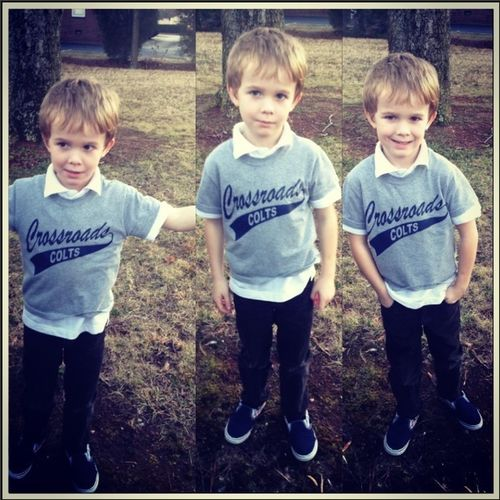 ADORABLE BROTHER