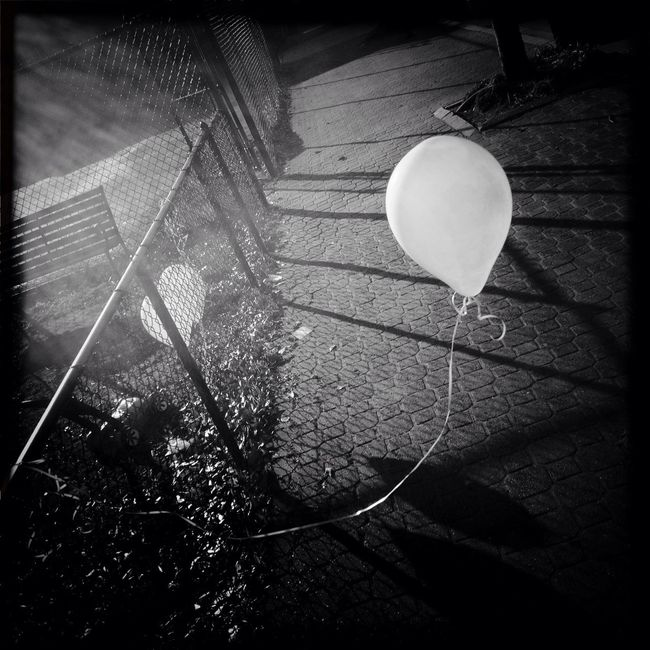 """A Rogue Balloon at Play"""