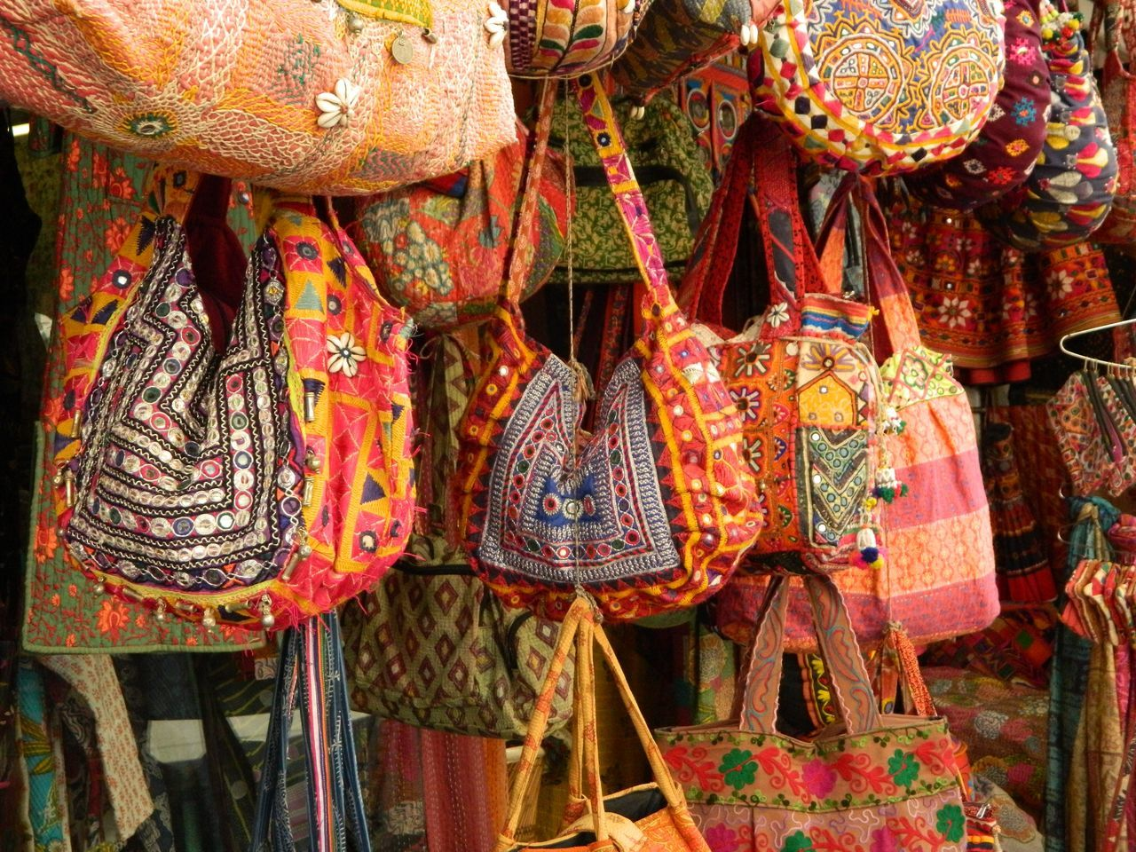 Colors of India Market Day Hanging Multi Colored Travel Destinations Art Is Everywhere EyeEm Best Shots Eye4photography  Summer Streetphotography Streetphotography_India India Indiapictures Indiaclicks Indianstories Indianphotographer Indiaincredible