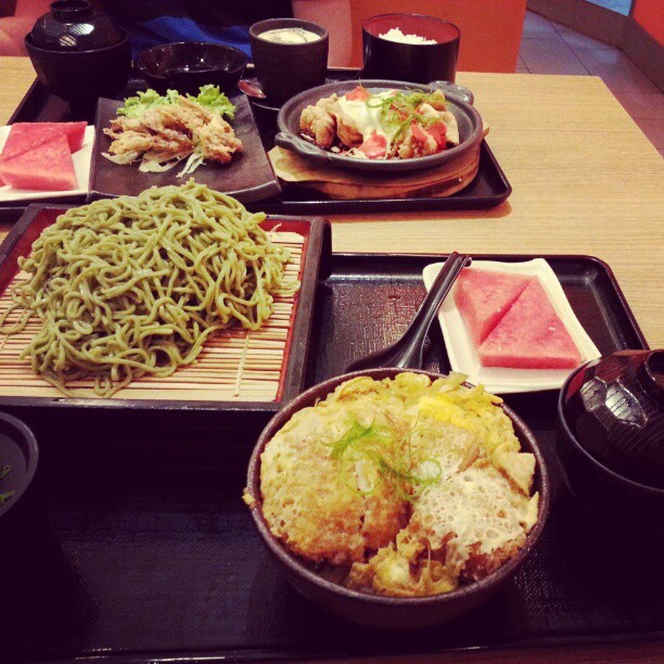 Lunch Yum Bigportion Ichiban