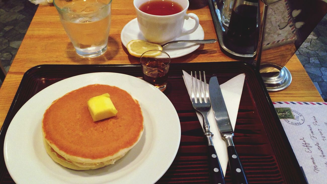 Break Sweets Tea Time