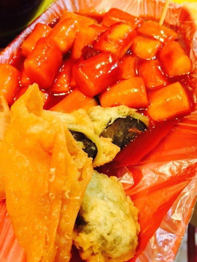 Show Us Your Takeaway! Korean Food Ddeok-bokkii
