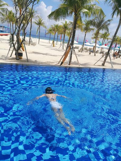 Swimming Pool Water 巴厘岛 蓝梦岛 Bali, Indonesia EyeEm