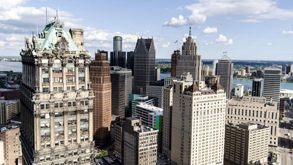 Beautiful stock photos of detroit,  Book Tower,  Building Exterior,  Built Structure,  Capital Cities