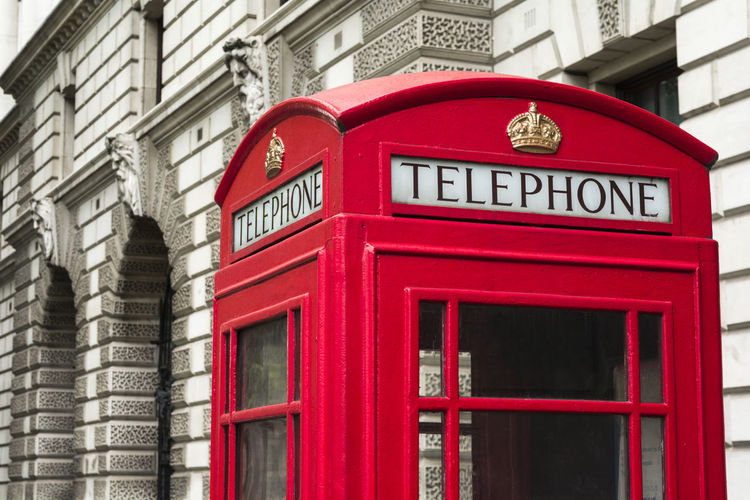 Red telephone booth Box British Famous Great Britain Retro Travel Westminster Attraction Backgrounds Call Communication Connection Cultures England Landmark Outdoors Pay Phone Public Red Telephone Telephone Booth Traditional Uk Urban Vintage