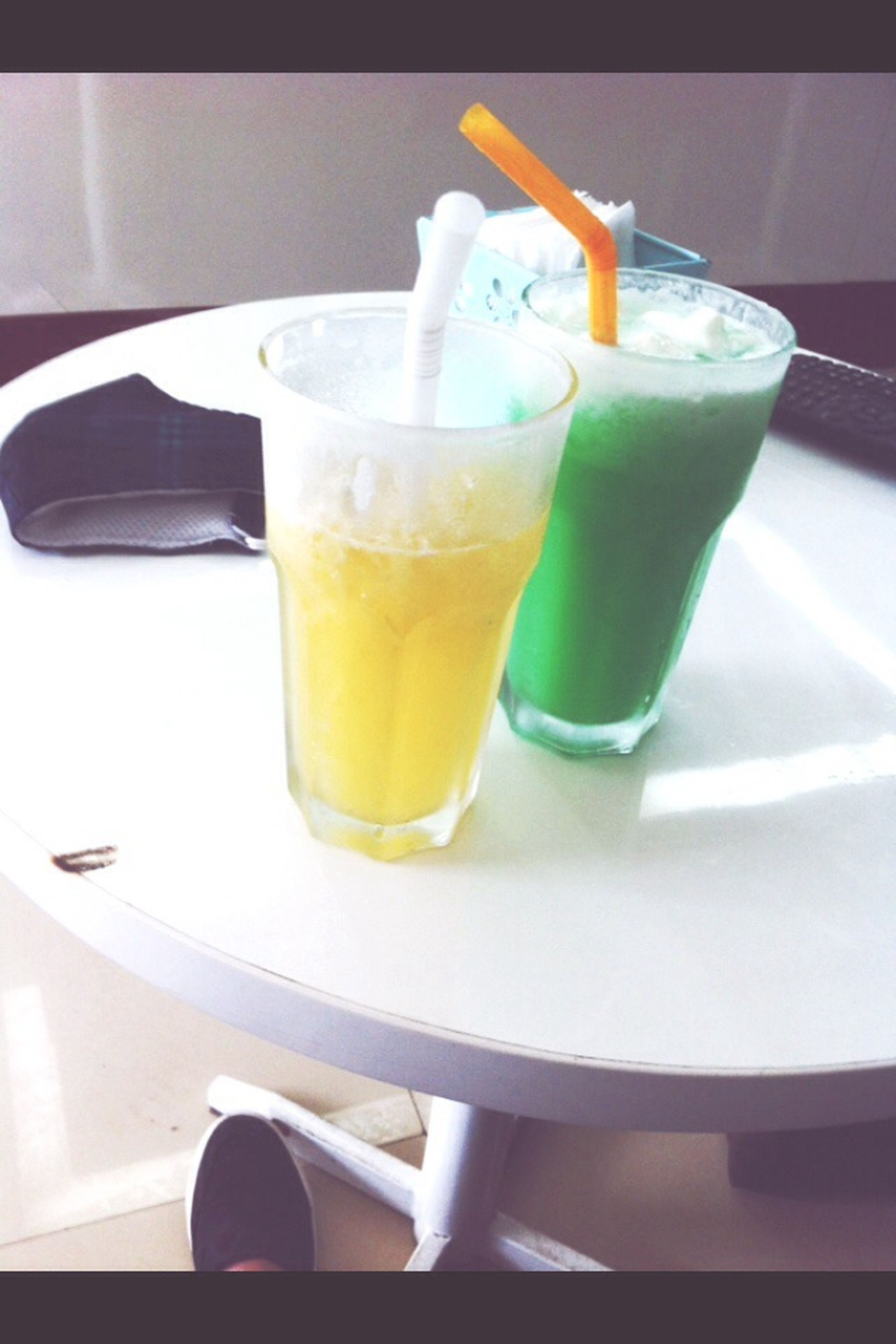 food and drink, drink, refreshment, freshness, table, drinking glass, indoors, still life, healthy eating, close-up, drinking straw, food, juice, glass, glass - material, alcohol, cocktail, no people, high angle view, serving size