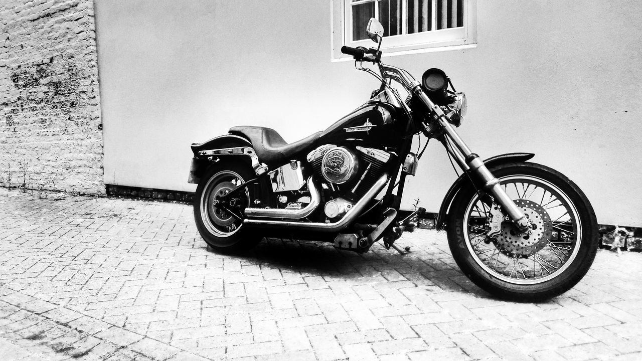 Hidden Gems  MotorcycleDiaries Parked Motorcycles For The Love Of Black And White Harley-Davidson American Muscle Harley Davidson Backstreets & Alleyways Harleylife American Motorcycleporn HarleyDavidsonMotorcycles Motorcycles Motorcycle Photography Motorcycle Lover Harleydavidson Chrome Sweet Chrome Live To Ride Backstreet Freestyle Taking Photos Motorcycle Dreams Hello Darkness My Old Friend Avon Style ✌ The Drive The City Light