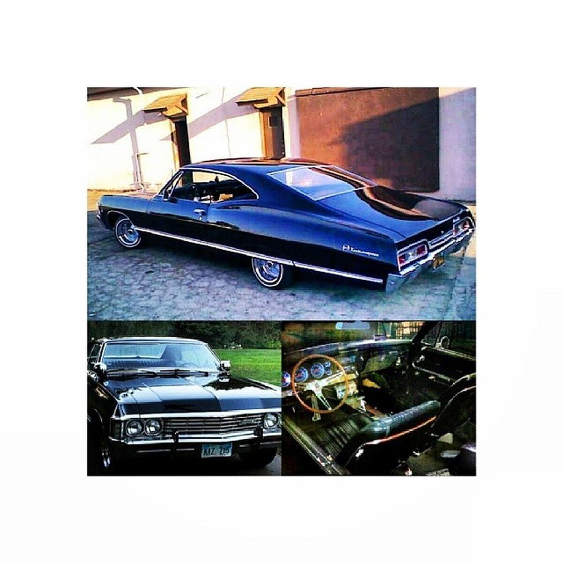 En sevdiğim Chevrolet Impala67