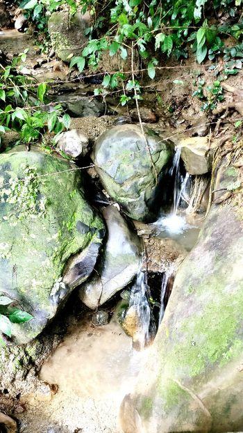 Water Waterfall Nature BeautifulBANGLADESH Sylhet Madovkundu Small Waterfall
