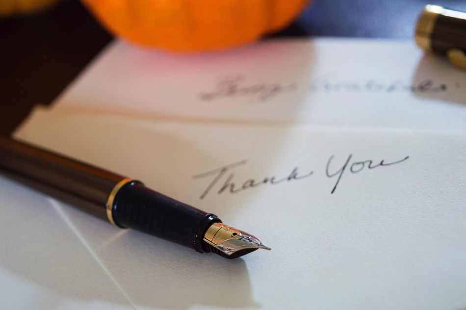 Beautiful stock photos of thank you,  Antique,  Black Color,  Communication,  Fountain Pen