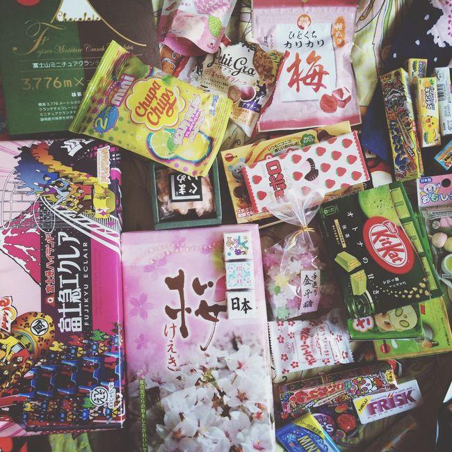 おかし Sweet Japan Good