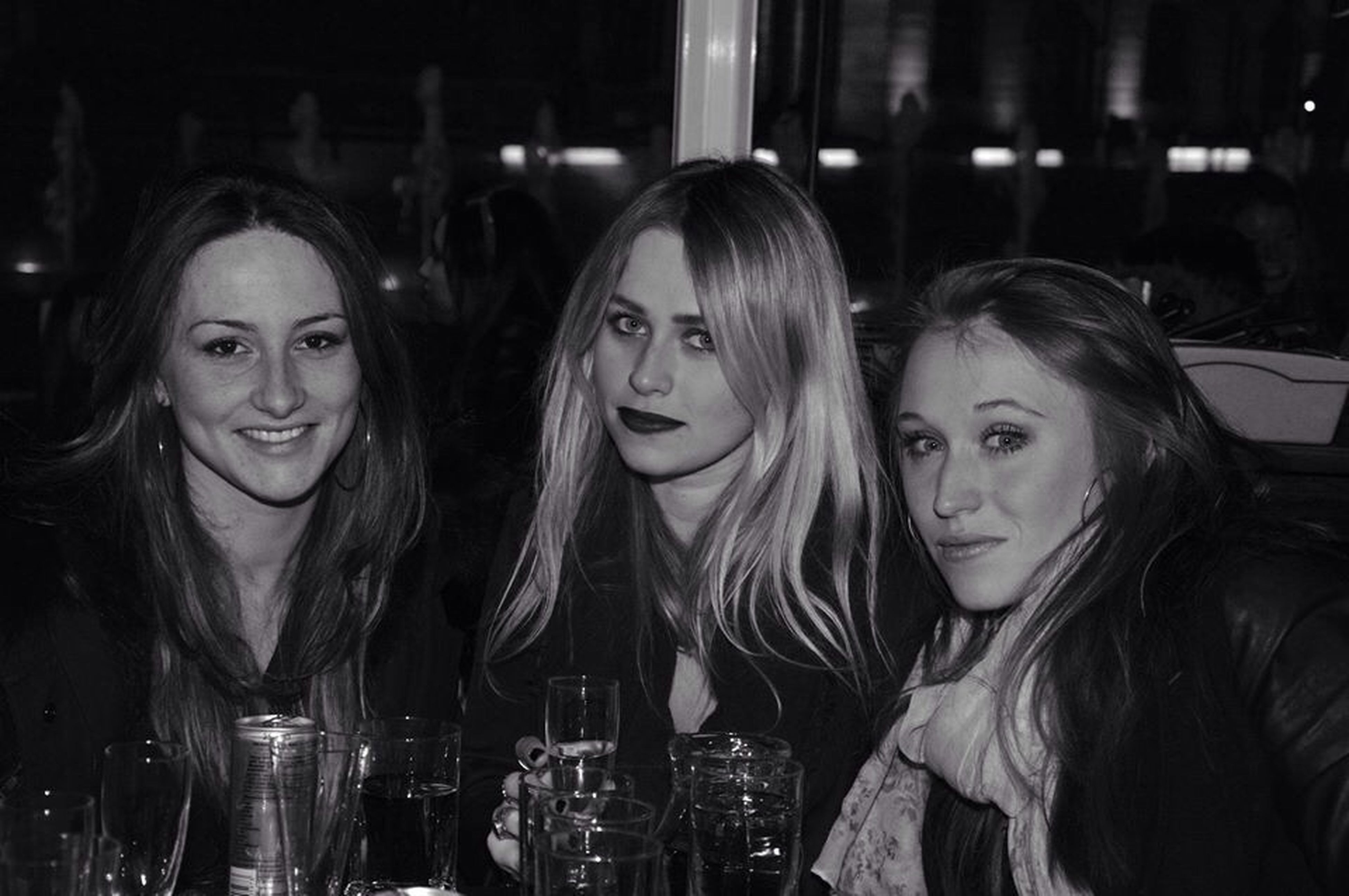Amour ❤ Party Drinks Hanging Out