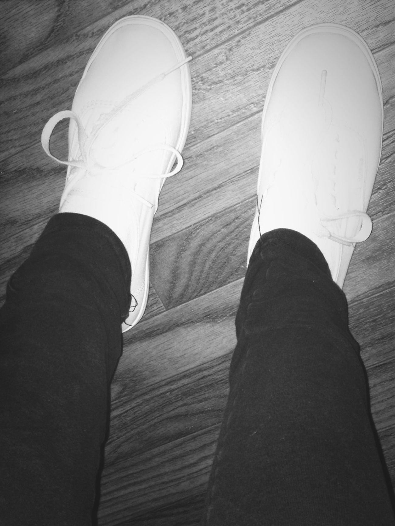 White Vanz