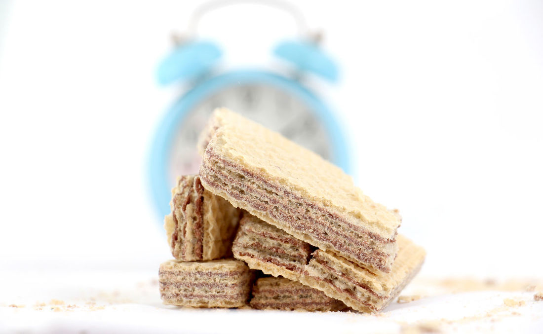 waffers Bakery Cake Candy Chocolate Cake Chocolate♡ Cocoa Diet Layers Sweet Food Tape Measure Texture Waffer Waffles