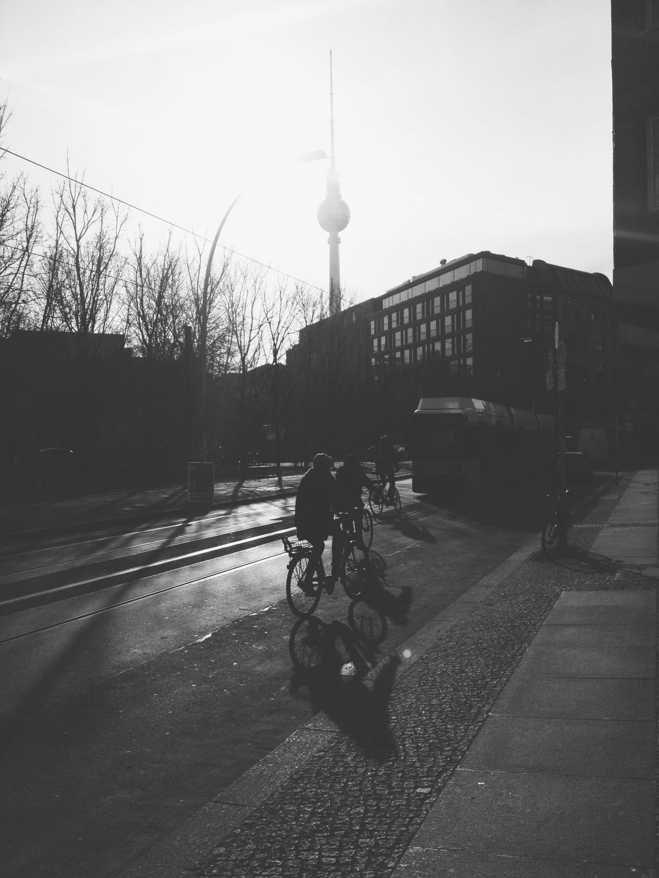 Beautiful stock photos of berlin, Architecture, Berlin, Bicycle, Building Exterior