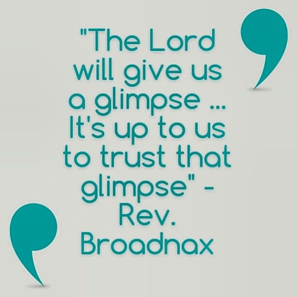 TrustInTheLord