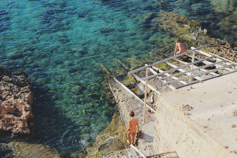 Ibiza Sea Sea And Beach Water