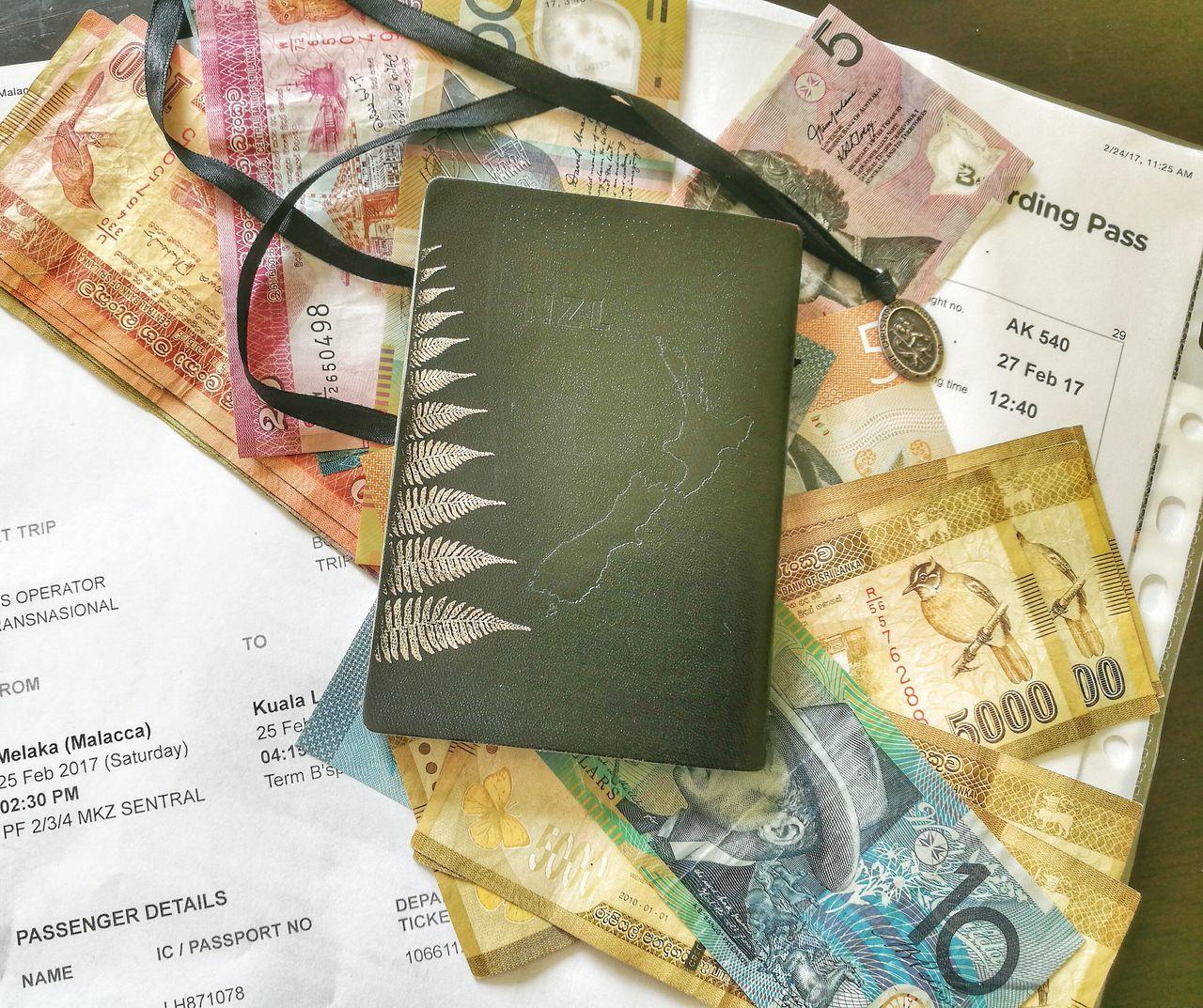 Travel bug Travel Travelling Passport Travel Starter Kit Cash Money Saint Christopher Travelling Light Leaving On A Jetplane