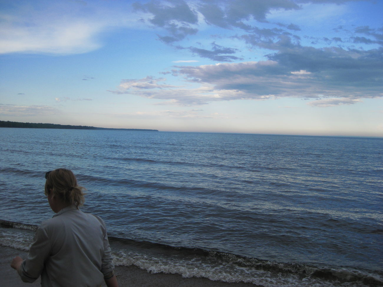 Lake Superior Sky Madeline Island