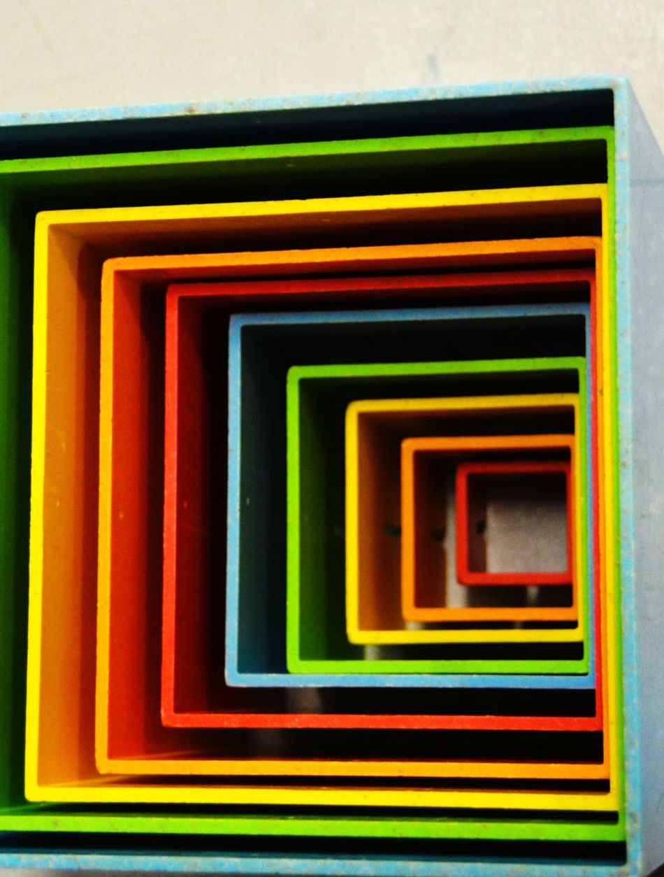 Abstract Art Colorful Colors Details Layers And Colors Multi Colored No People Pattern Pattern, Texture, Shape And Form Shape Shapes Square Squares