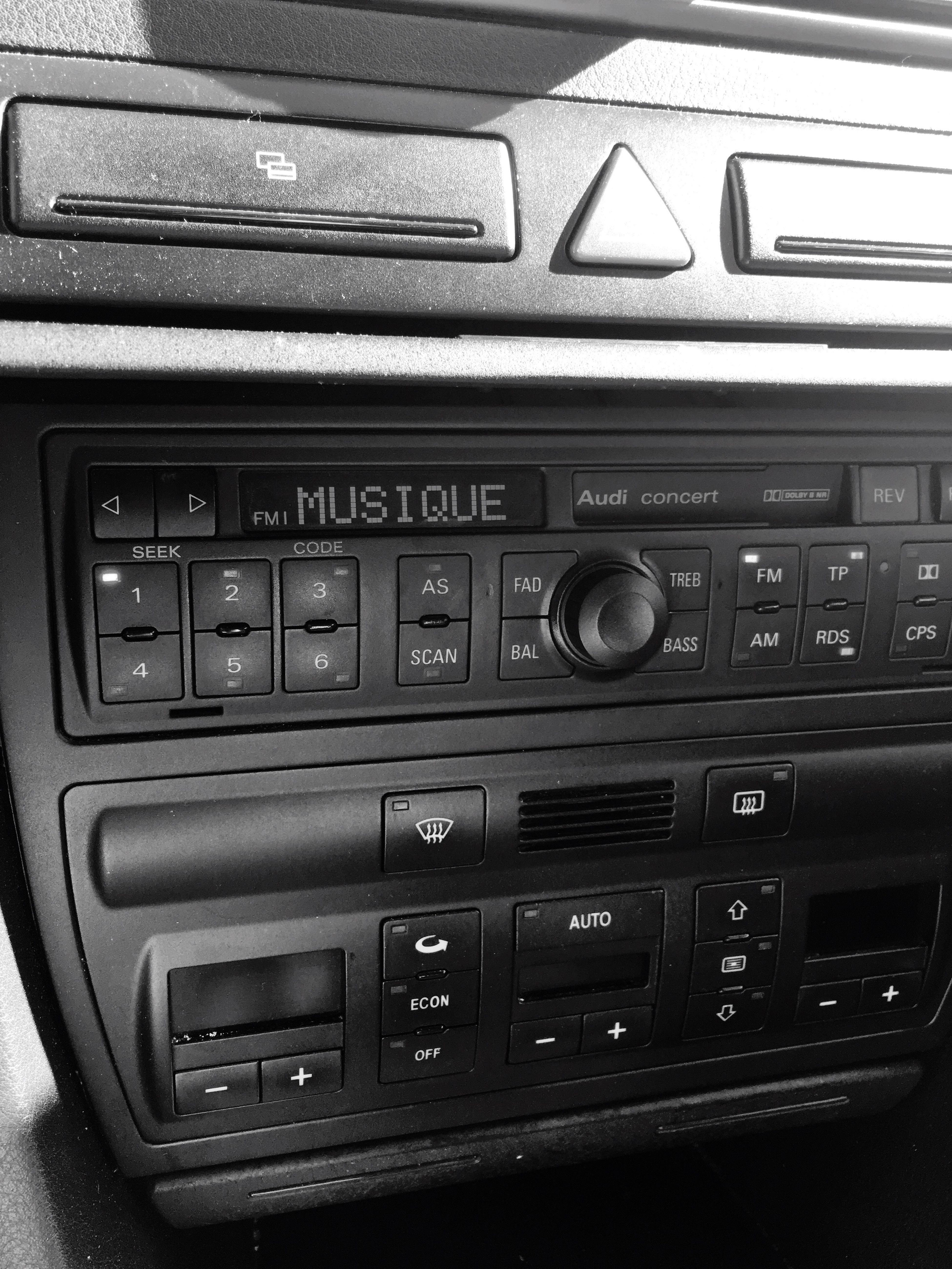 Welcome To Black Technology Audi Audio vintage Travel Destinations 297000 Km